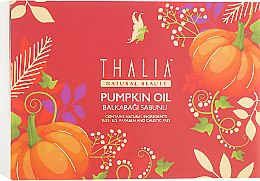Духи, Парфюмерия, косметика Натуральное мыло с маслом тыквы - Thalia