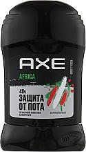 Парфумерія, косметика Дезодорант-стік - Axe Africa