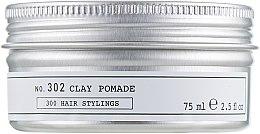 Духи, Парфюмерия, косметика Глиняная помада для волос - Depot Hair Styling 302 Clay Pomade