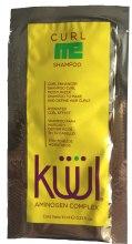 Духи, Парфюмерия, косметика Шампунь для кудрявых волос - Kuul Curl Me Shampoo (пробник)
