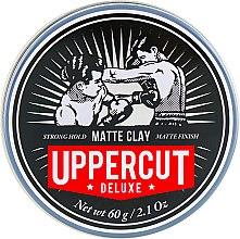 Парфумерія, косметика Глина для укладання - Uppercut Deluxe Matt Clay