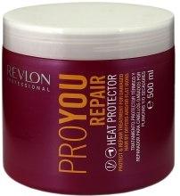 Духи, Парфюмерия, косметика Термозащитная и восстанавливающая маска - Revlon Professional Pro You Repair Heat Protector Treatment