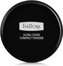 Компактная пудра - IsaDora Ultra Cover Compact Powder SPF 20 — фото N2