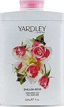 Духи, Парфюмерия, косметика Парфюмированный тальк - Yardley English Rose Perfumed Talc