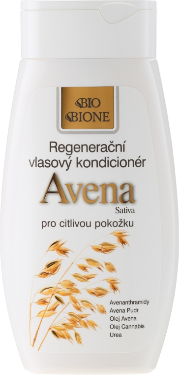 Кондиционер для волос - Bione Cosmetics Avena Sativa Regenerative Hair Conditioner