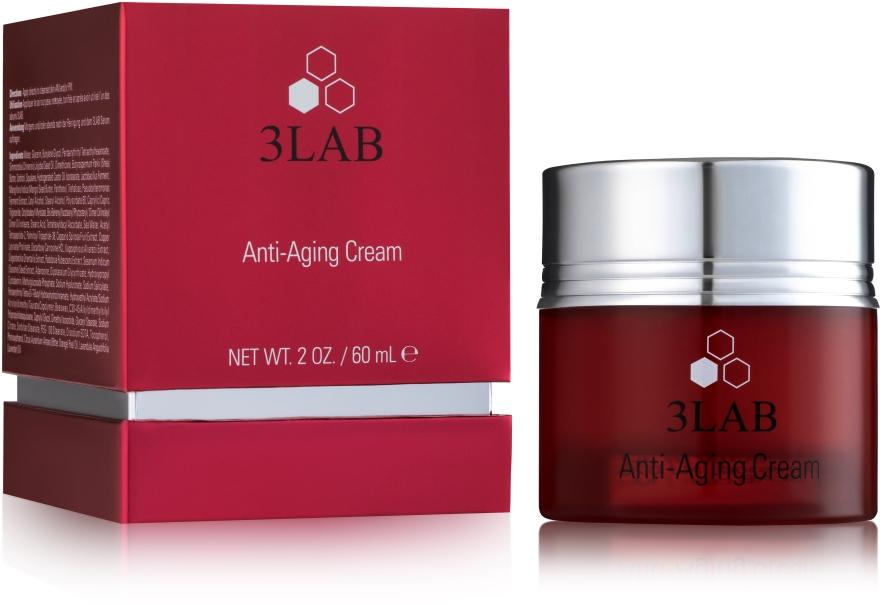 Антивозрастной крем с морским комплексом для лица - 3Lab Moisturizer Anti-Aging Face Cream