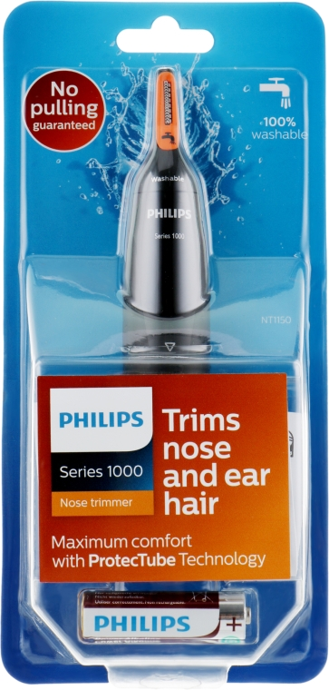 Триммер для носа и ушей - Philips NT1150/10