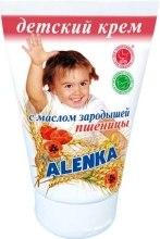 Духи, Парфюмерия, косметика Крем детский с маслом зародышей пшеницы - Alenka
