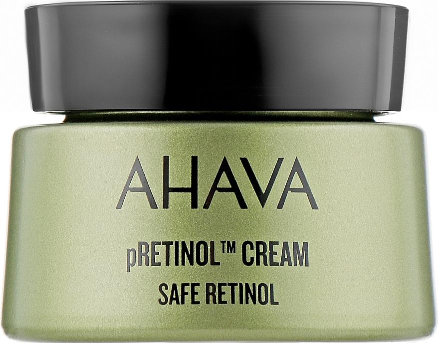 Крем омолаживающий с безопасным ретинолом - Ahava Safe pRetinol Cream