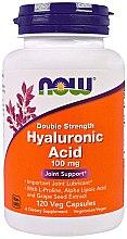 Духи, Парфюмерия, косметика Гиалуроновая кислота - Now Foods Hyaluronic Acid 100 mg