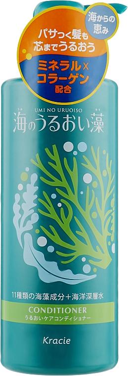Кондиционер с экстрактами морских водорослей и минералами - Kanebo Umi No Uruoi Sou Conditioner