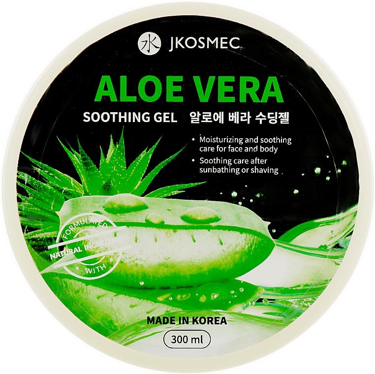 Многофункциональный успокаивающий гель с алоэ вера - Jkosmec Aloe Vera Soothing Gel