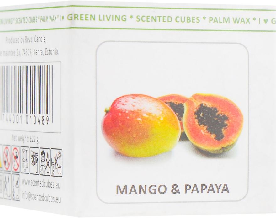 "Аромакубики ""Манго и папайя"" - Scented Cubes Mango & papaya"