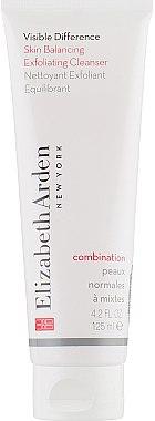 Гель-эксфолиант для восстановления баланса - Elizabeth Arden Visible Difference Skin Balancing Exfoliating Cleanser (тестер)