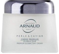 """Духи, Парфюмерия, косметика Крем дневной """"Глобальный уход"""" - Arnaud Perle & Caviar Creme Premium Globale Jour"""