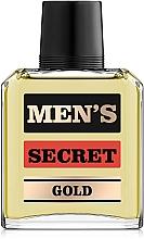 Духи, Парфюмерия, косметика Gianni Gentile Men's Secret Gold - Одеколон (тестер с крышечкой)