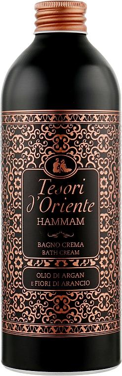 Tesori d`Oriente Hammam - Крем для ванны