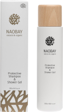 Духи, Парфюмерия, косметика Шампунь-гель для душа защитный - Naobay Protective Shampoo & Shower Gel