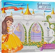 Парфумерія, косметика Набір - Johnson's® Baby (cond/200ml + shm/300ml)