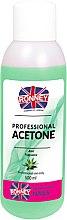 "Средство для снятия лака ""Алоэ"" - Ronney Professional Acetone Aloe — фото N2"