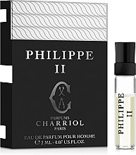 Духи, Парфюмерия, косметика Charriol Philippe II - Парфюмированная вода (пробник)