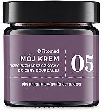 Духи, Парфюмерия, косметика Крем против морщин для сухой и зрелой кожи №5 - Fitomed My Cream No.5