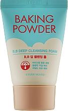 Духи, Парфюмерия, косметика Пенка для умывания - Etude House Baking Powder BB Deep Cleansing Foam