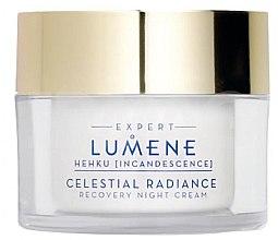 Духи, Парфюмерия, косметика Крем-уход ночной восстанавливающий - Lumene Hehku Celestial Radiance Resovery Night Cream