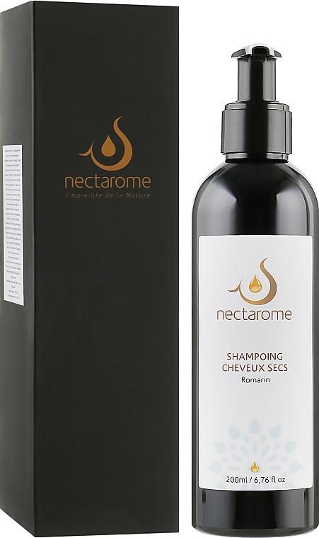 """Шампунь для сухих и поврежденных волос """"Розмарин, иланг-иланг и кедр"""" - Nectarome Shampooing pour Cheveux secs"""
