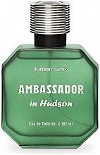 Духи, Парфюмерия, косметика Parfums Genty Ambassador In Hudson - Туалетная вода