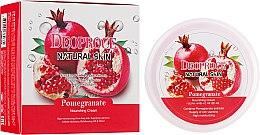 Духи, Парфюмерия, косметика Антивозрастной регенерирующий крем для лица с экстрактом граната - Deoproce Natural Skin Pomegranate Nourishing Cream