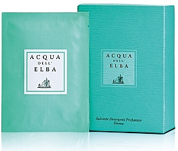 Духи, Парфюмерия, косметика Acqua dell Elba Classica Women - Влажные салфетки