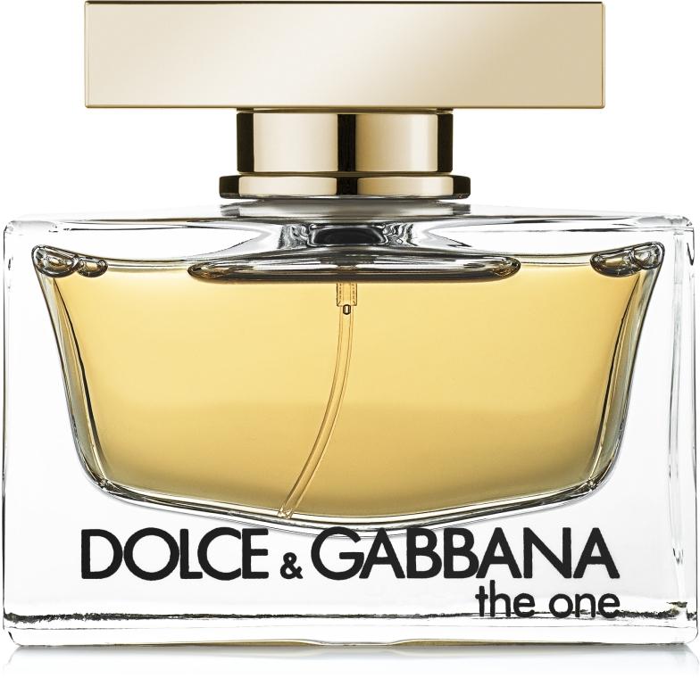 Dolce&Gabbana The One - Парфюмированная вода (тестер с крышечкой)