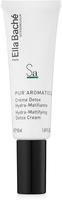 Ультра-матувальний крем - Ella Bache Detox Aromatique Extra Matifying Cream — фото N2