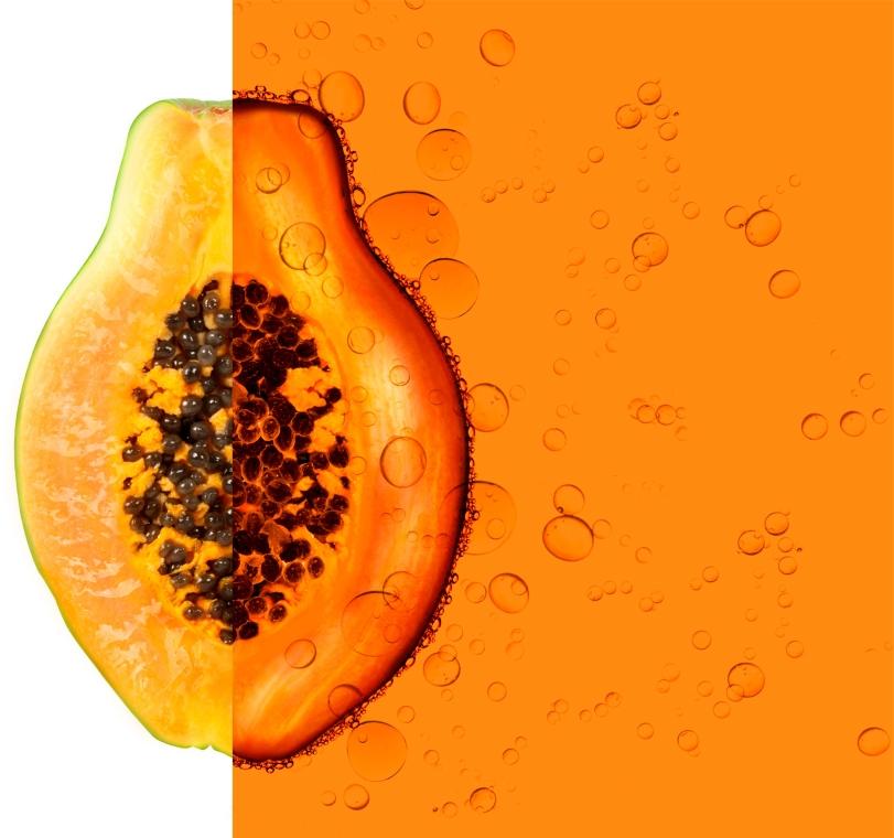 """Маска 3 в 1 """"Папайя"""", восстановление для поврежденных волос - Garnier Fructis Superfood Mask — фото N4"""
