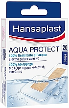 Духи, Парфюмерия, косметика Пластырь защитный, водонепроницаемый - Hansaplast Aqua Protect
