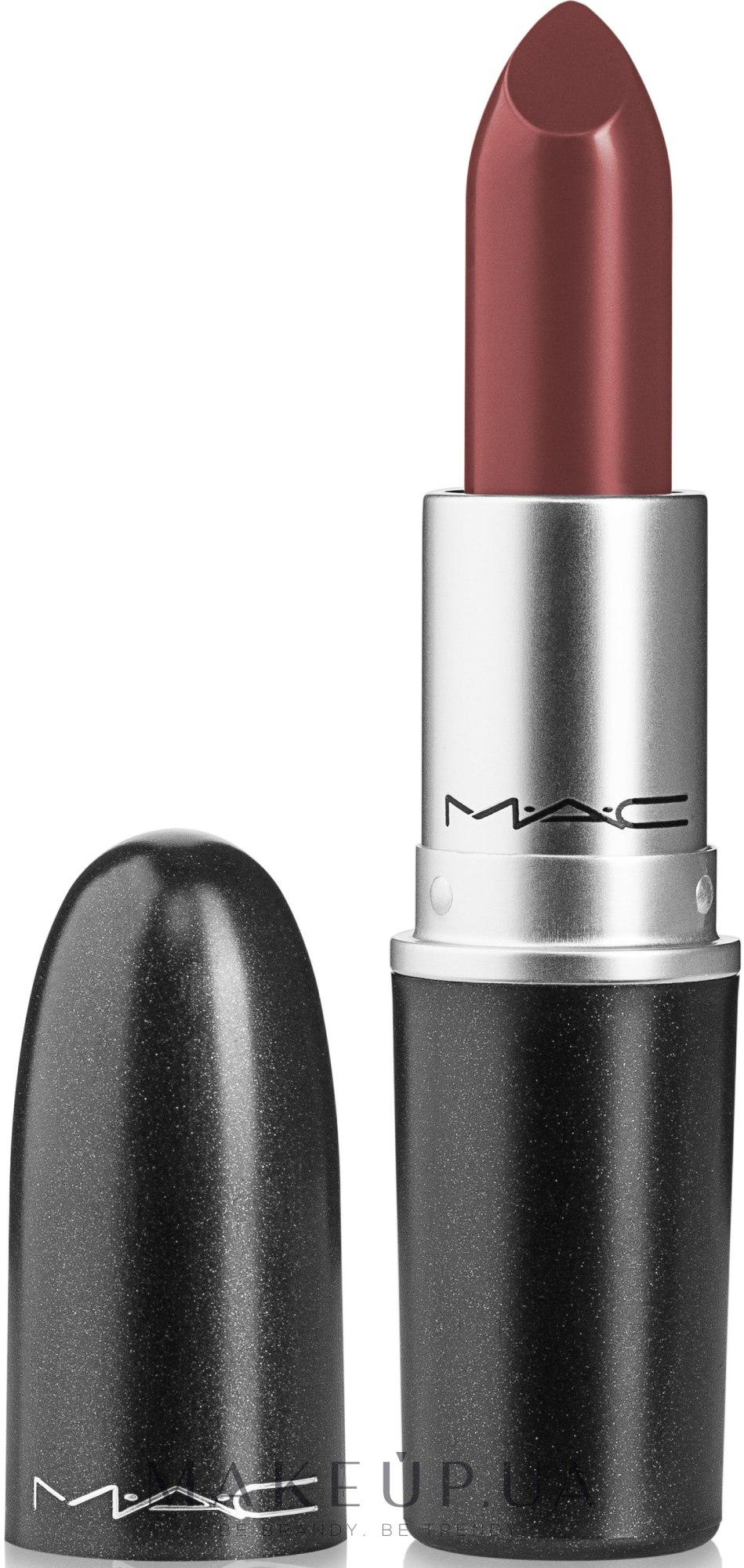 Губная помада - M.A.C Matte Lipstick — фото Silver Spoon