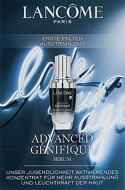 Активатор молодости - Lancome Genifique Youth Activating Concentrate (пробник)