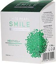 Духи, Парфюмерия, косметика Отбеливающий порошок для зубов - VitalCare White Pearl Smile Tooth Whitening Powder Menthol+