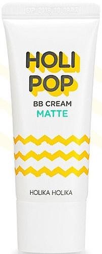Матирующий ВВ-крем - Holika Holika Holi Pop BB Cream Matte