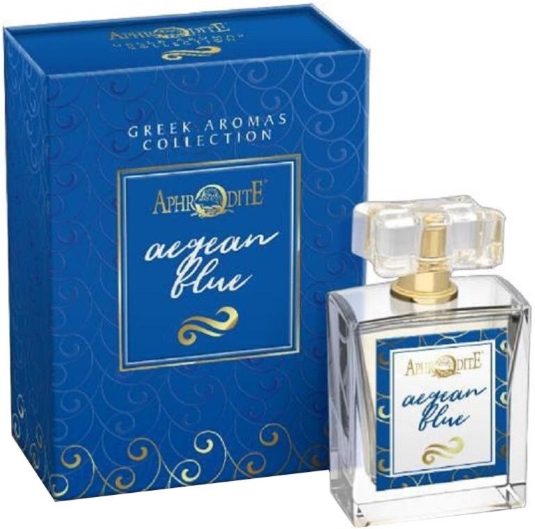 Aphrodite Aegean Blue - Туалетная вода (тестер с крышечкой)