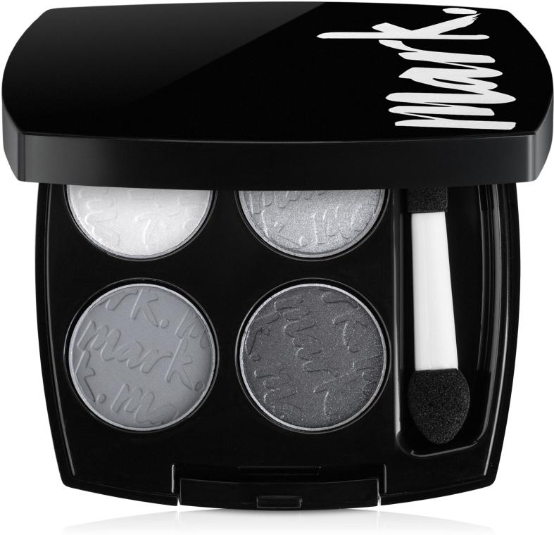 """Мини-палитра теней для век """"Насыщенный цвет"""" - Avon Mark Epic Intense Eyeshadow Mini Palette"""