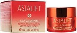 Духи, Парфюмерия, косметика Омолаживающее желе - Astalift Jelly Aquarysta Rejuvenating Concentrate (мини)