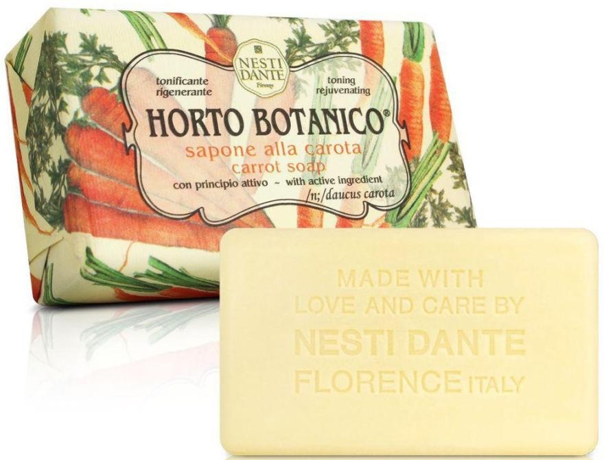 "Мыло ""Морковь"" - Nesti Dante Horto Botanico Carrot Soap"