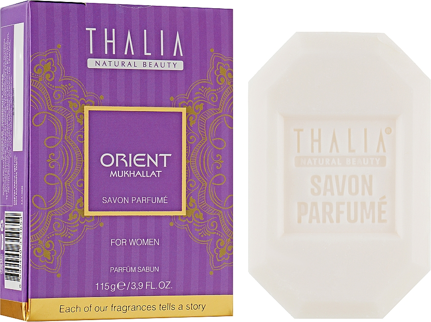"""Мыло парфюмированное """"Восток"""" - Thalia Orient Soap"""