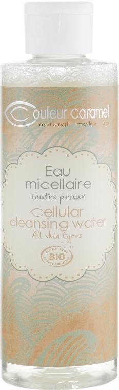 Мицеллярная вода - Couleur Caramel Cellular Cleansing Water