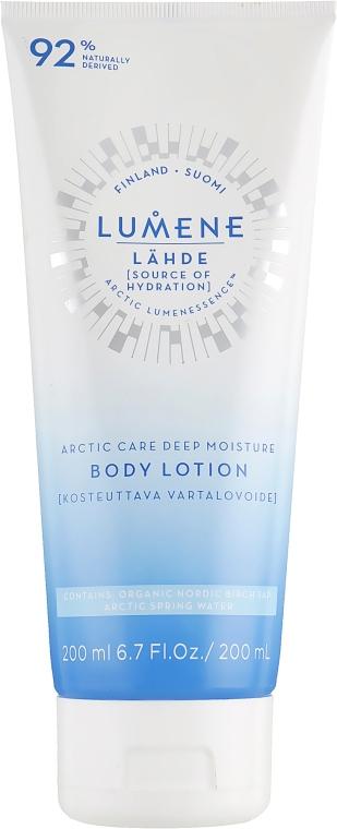 Увлажняющий лосьон для тела - Lumene Lahde Arctic Care Deep Moisture Body Lotion