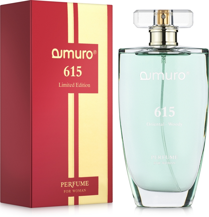Dzintars Amuro For Woman 615 - Духи