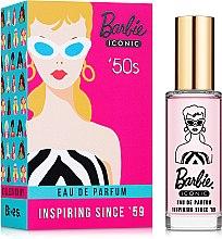 Bi-Es Barbie Iconic Inspiring since '59 - Парфюмированная вода — фото N1