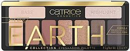 Духи, Парфюмерия, косметика Палетка теней для век - Catrice The Epic Earth Collection Eyeshadow Palette